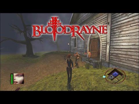 Dolphin Emulator 5 0 1850 Bloodrayne 1080p Hd Nintendo Gamecube Youtube