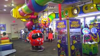 Chuck E. Cheese's Lewisville Store Tour