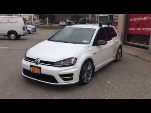 DreamToyz 2017 Golf R PTS MT Remote Start, Escort, Euro Lights