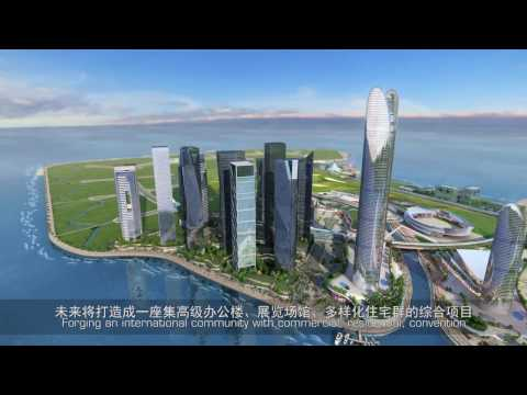 hpa designs New Manila Bay City Of Pearl
