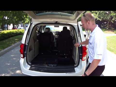 2012 Dodge Grand Caravan SXT | Quick Review | Burlington Ontario