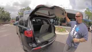 Autoline's 2010 Acura MDX 3.7 Walk Around Review Test Drive