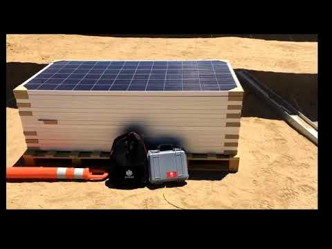 Testing and Commissioning PV Systems in Extreme Temperatures