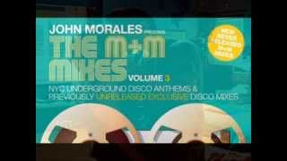 Never Never Gonna Give Ya Up Barry White John Morales M&M MIX rotation  StevenB