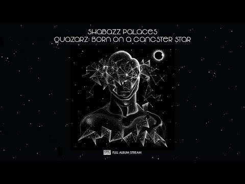 Shabazz Palaces - Quazarz: Born on a Gangster Star [FULL ALBUM STREAM]