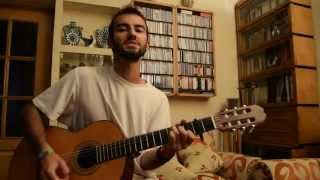I will not be broken - Ben Harper cover (Aguareles)