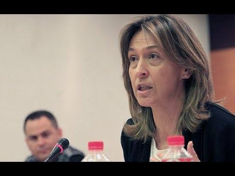 Ana Guarinos (PP) insulta a Podemos durante la Comisión de Presupuestos