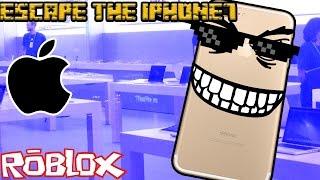 ESCAPE THE IPHONE 7!!! - Roblox #4