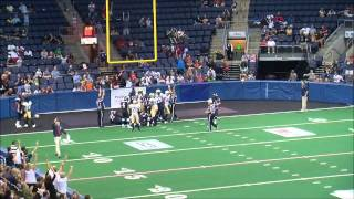 07/09/11 Allen Wranglers vs Tri Cities Fever: IFL Conference Championship