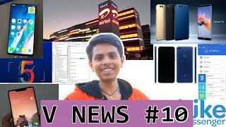 V News #10 - One Plus 6 Launch, Redmi Note 5 Launch, Hike Total, Mi Mix 2S, One Plus 5t cashback