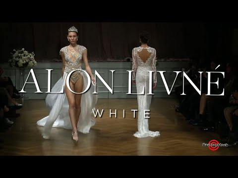 Alon Livne White | Bridal Couture Spring 2017 Collection Run