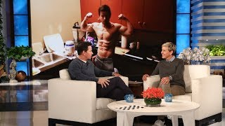 Mark Wahlberg Takes the Audience by Surprise by : TheEllenShow