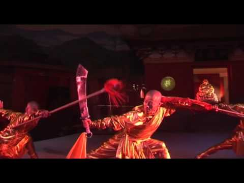 The Martial Artists & Acrobats of China