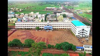 72th independence day in JANATA EDUCATION SOCIETY HARUGERI