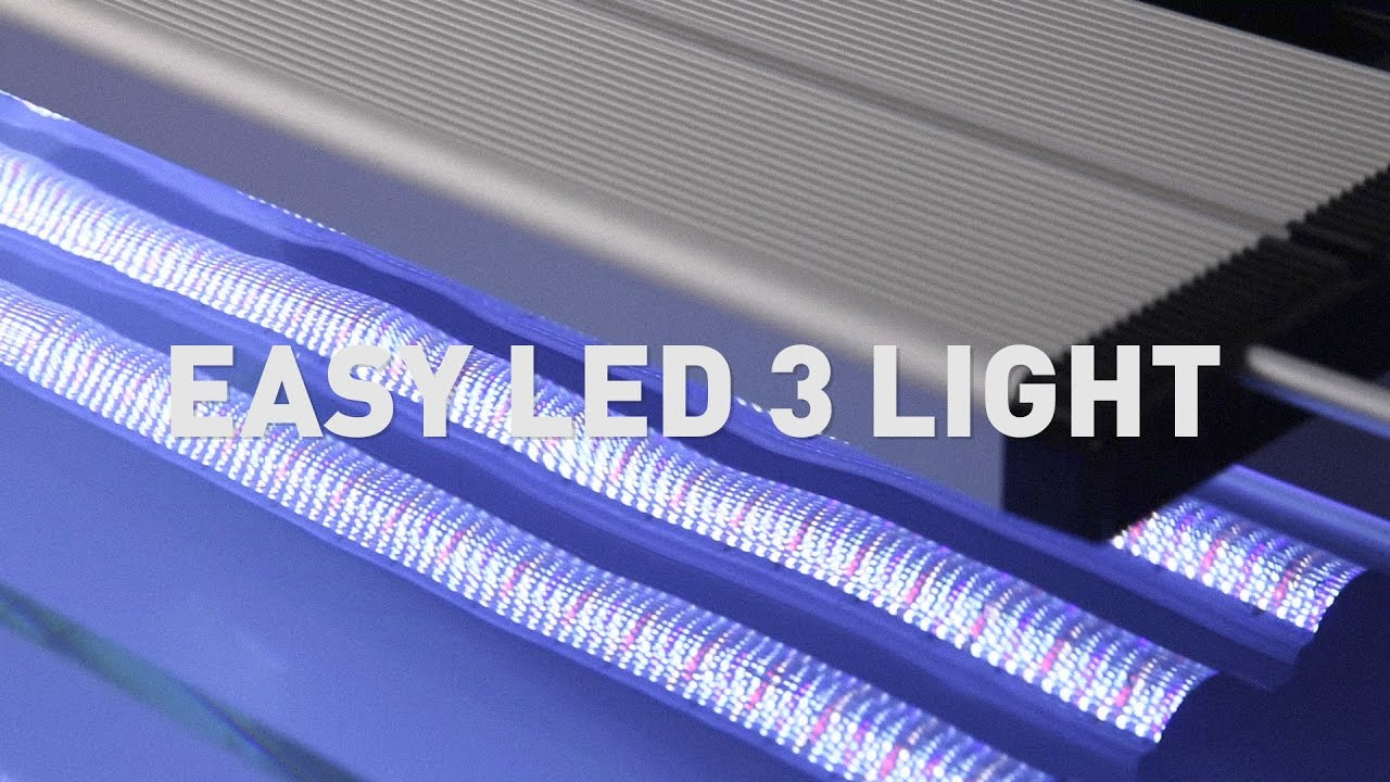 Easy Led Aquaview Aquarium Range Easy Led 3 Light