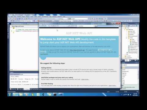 Microsoft ASP.NET Web API Help Page (Preview)