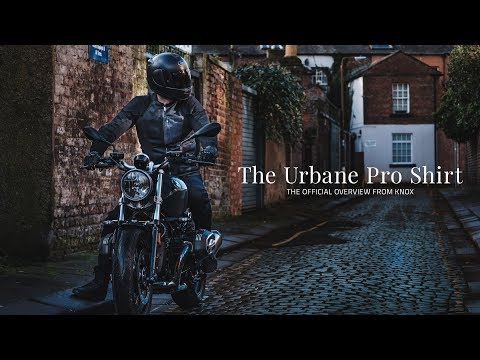 The Urbane Pro Shirt | Official overview from KNOX