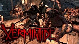 Rat Game - Warhammer Vermintide Gameplay (Beta)