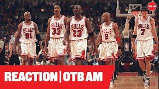 Off The Bull: Kieran Donaghy and Jarlath talk Jordan and the Bulls | The Last Dance on OTB AM |