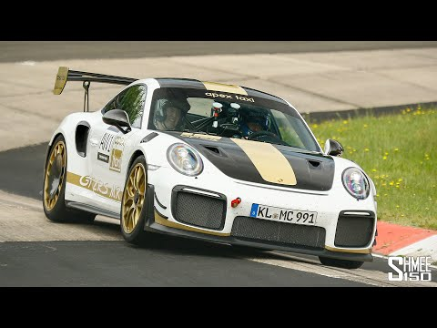 Porsche GT2 RS MR My Fastest Nurburgring Lap EVER – I'M SPEECHLESS!