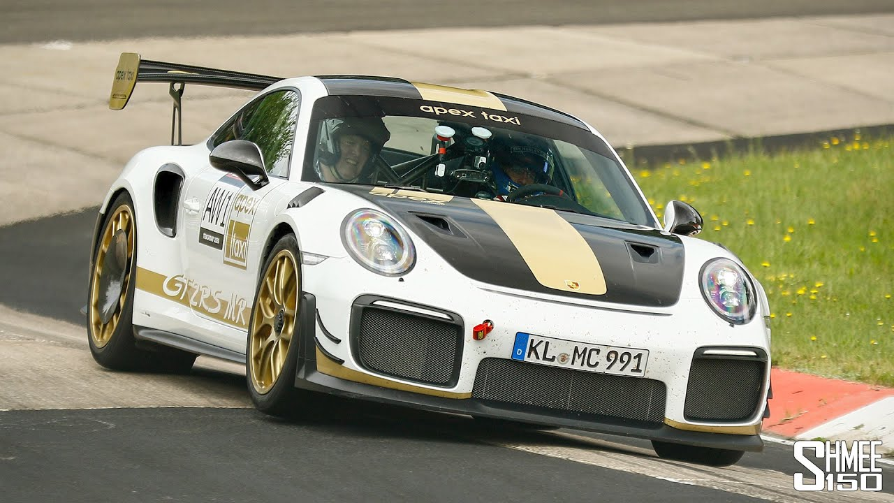 Porsche Gt2 Rs Mr My Fastest Nurburgring Lap Ever I M Speechless Youtube