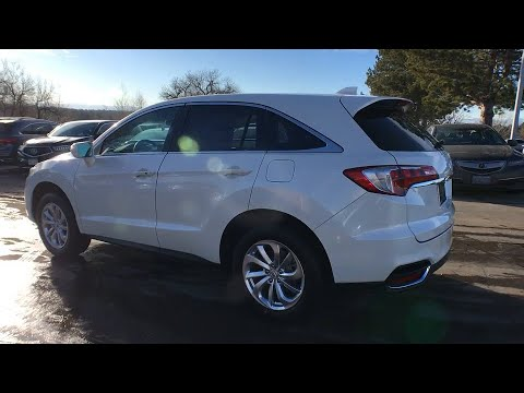 2018 Acura RDX Denver, Aurora, Centennial, Parker, Highlands Ranch, CO 18172
