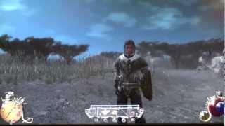 15 min z Two Worlds 2 - część 1 - PS3 Gameplay by maxim