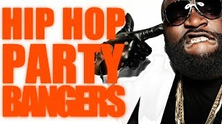 Hip Hop Party Bangers Classics   2000s Old School Black Music Mix   DJ SkyWalker