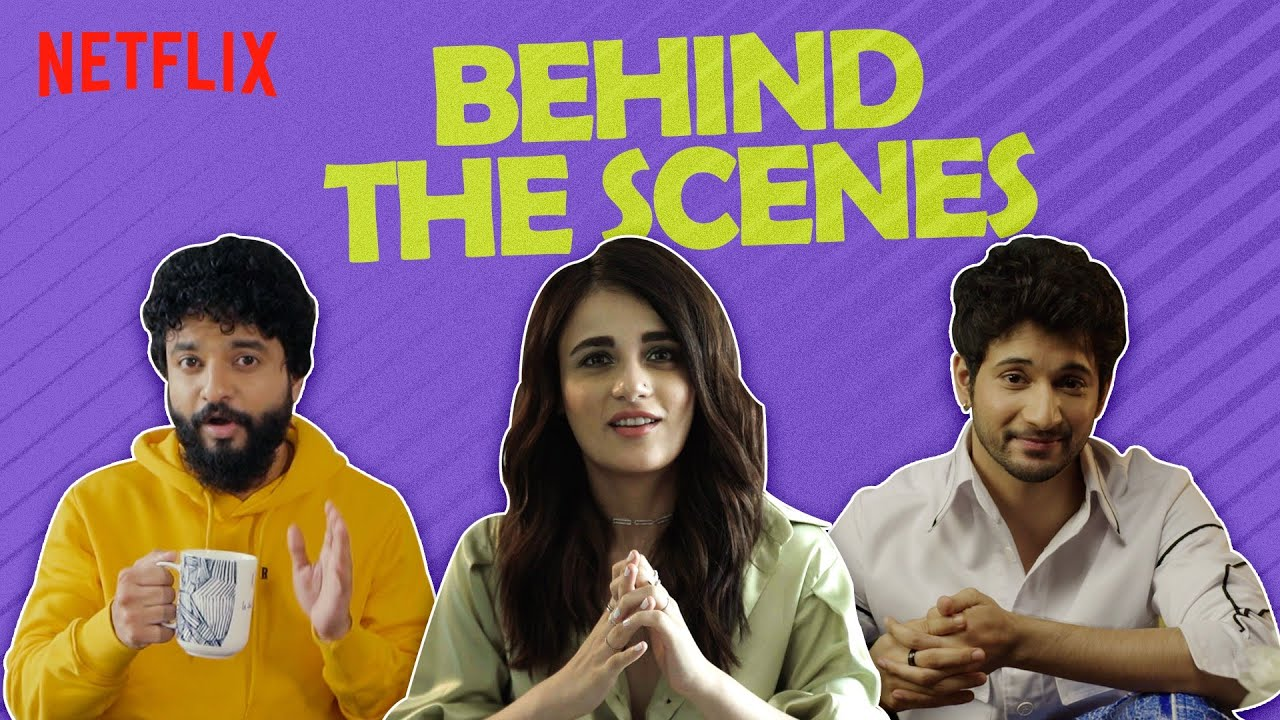 Feels Like Ishq: Behind The Scenes | Netflix India