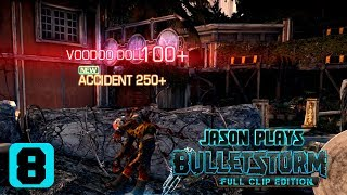 Lets Play Bulletstorm Full Clip Edition Xbox One Part 8 | Quantifying the Ass Punishment