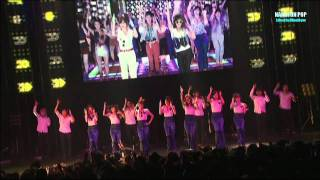 T-ARA(티아라) Roly-Poly-Tokyo Japan Live Ver.-