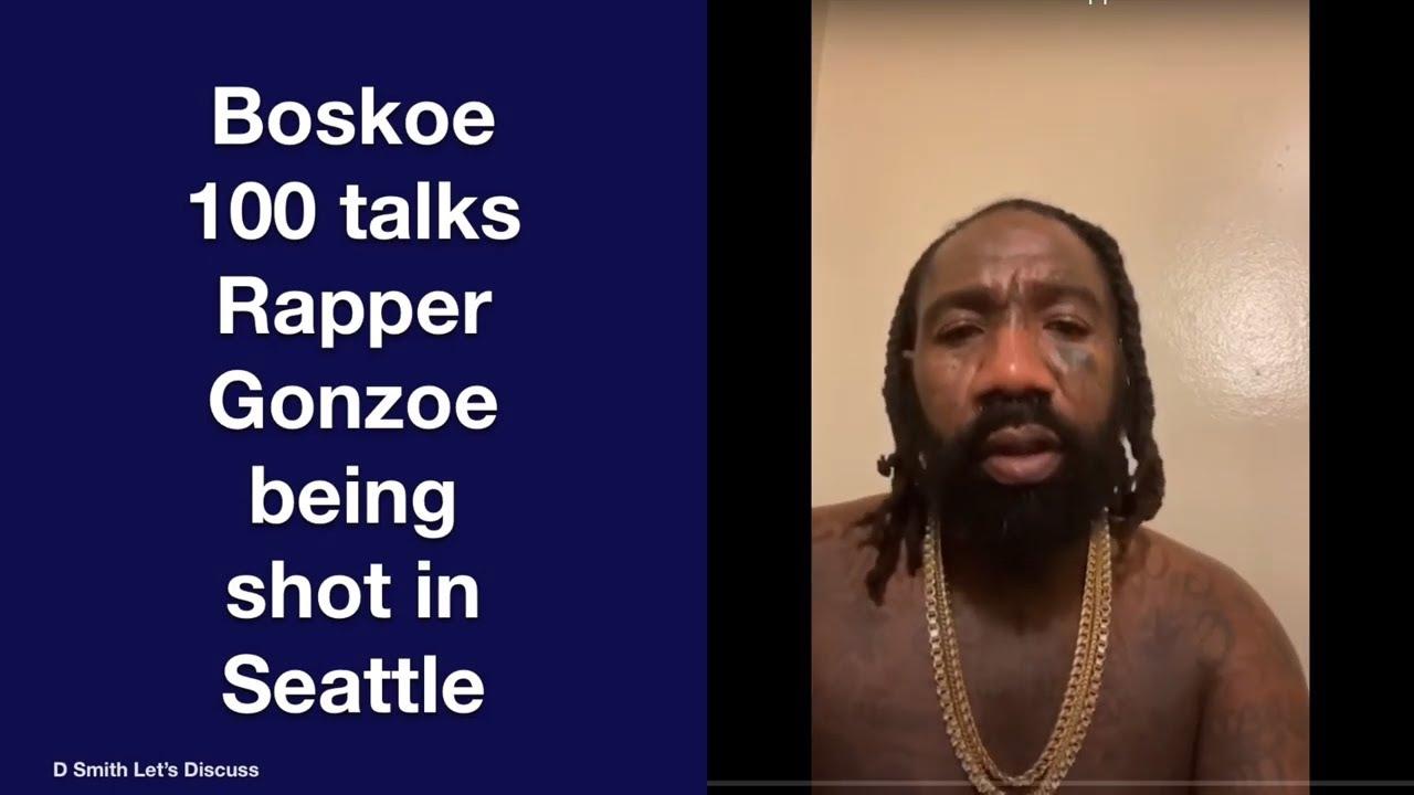 Boskoe Rapper