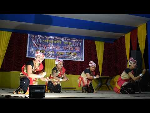 Meghor Jolonga | Rongili Pokhili Group Choreographed by Tulika Das (Reprised Version)