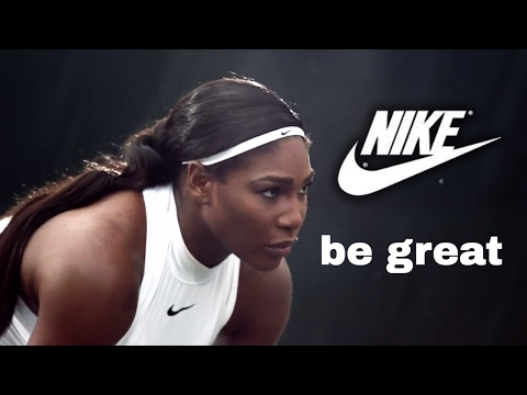 Nike Be Great (Motivational)