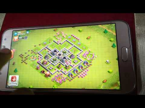 How To Hack Any Player Coc Base😲😲 Its 100% Working