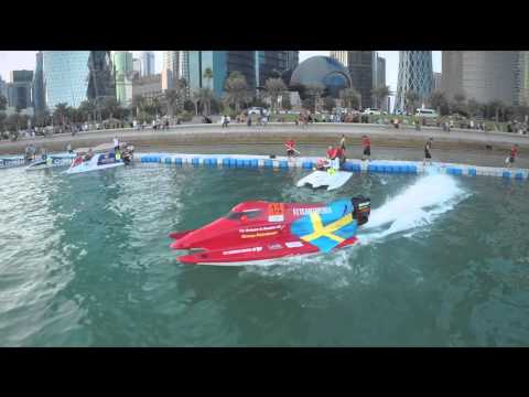 F1H2O MIDDLE EAST 2014 - Highlights