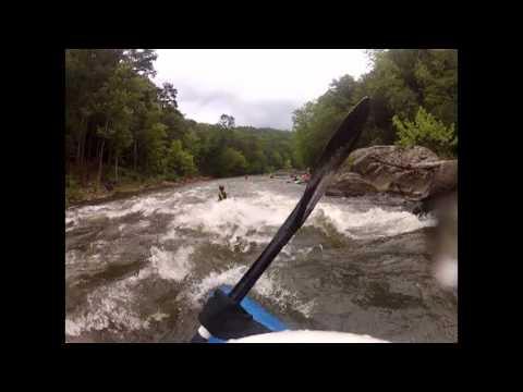 Whitewater 101, Kayaking, WW101, Saluda River, Columbia SC