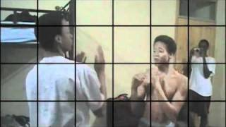 Maceo vs Trenton Slap Boxing