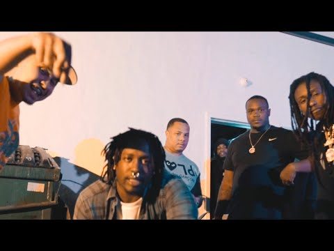 Смотреть клип Allblack & Offset Jim - Demon Feat. P-Lo & Shootergang Kony