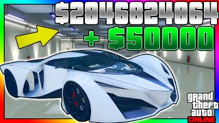 GTA 5 Online - How To Make Money ! Win 1 Million Dollar Cash Free Money (GTA V Online)