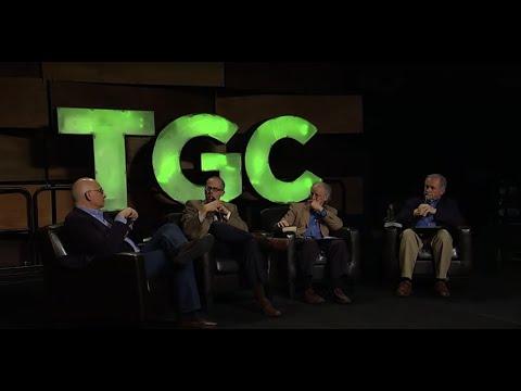 Panel Discussion: Did Jesus Preach the Gospel? (TGC13)
