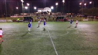 Bacci Immobiliare Football8 0-2 Peperino La Rustica | Preliminare Play off - Andata | Integrale
