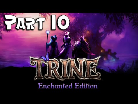Trine: Enchanted Edition - Part 10 - Shadowthorn Thicket |