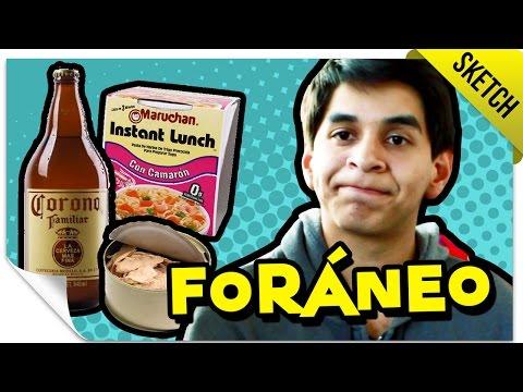 Estudiante Local VS Foráneo | SKETCH | QueParió!