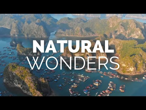25 Greatest Natural Wonders of the World – Travel Video