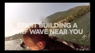 Surf Anywhere Project - Kickstarter Speech