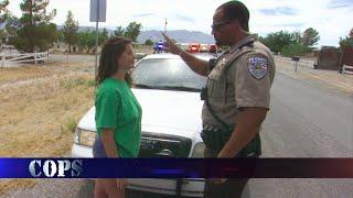 She's a Fireball, Deputy Aaron Williamson, COPS TV SHOW