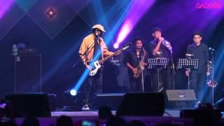 Naif - Benci untuk Mencinta (Live at Java Jazz Festival 2016)