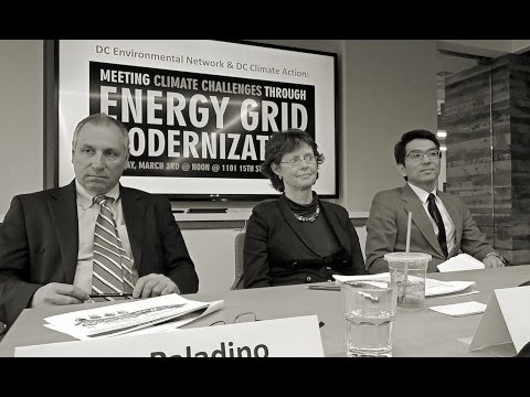 DCEN: Addressing Climate Challenges through Grid Modernization -  Joe Paladino, USEPA
