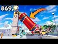 YouTube Turbo GIANT DYNAMITE BUG!! - Fortnite Funny WTF Fails and Daily Best Moments Ep. 869